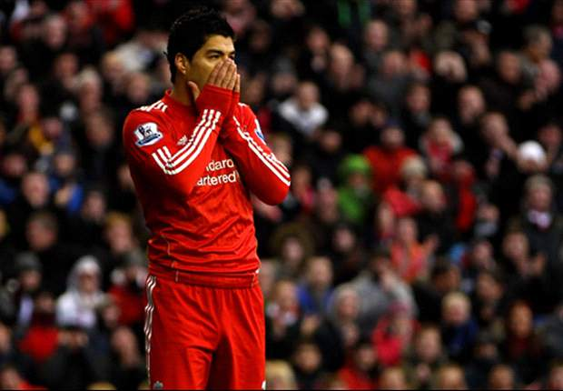 Liverpool 1-0 QPR: Second-Half Luis Suarez Header Helps Hosts End Frustrating Run Of Anfield Draws