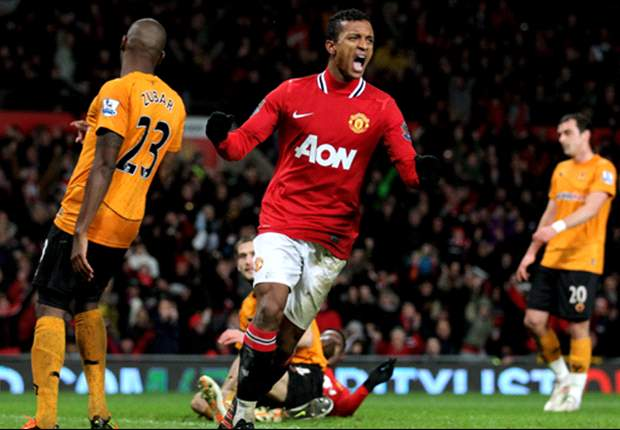 Manchester United's Nani sets sights on winning Premier League & FA Cup double after Champions League exit