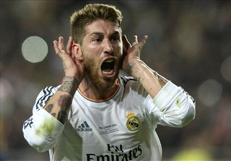 'Ramos only wants Man Utd move'