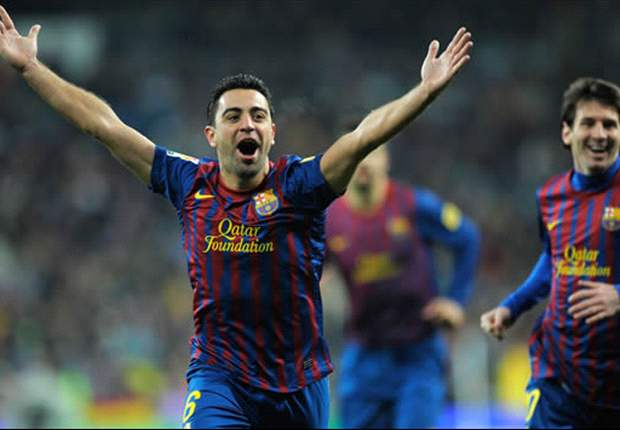 Barcelona's Xavi: Lionel Messi's remarks are better than winning the Fifa Ballon d'Or