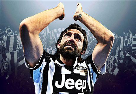 OFFICIEL - Pirlo quitte la Juventus !