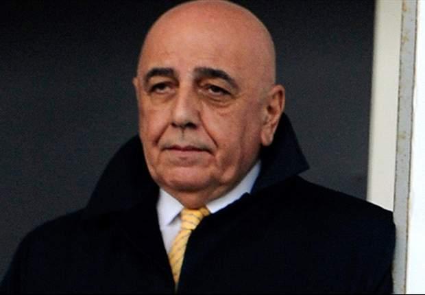 """Galliani chiude o quasi il mercato Milan: """"Kakà e Drogba non arriveranno, Balotelli non arriverà al 99%"""""""