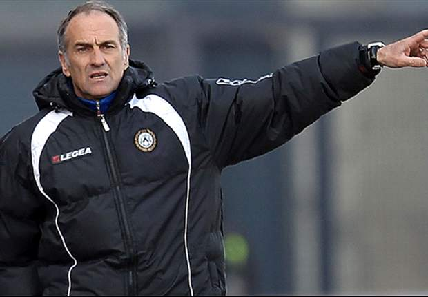Francesco Guidolin Berharap Udinese Bebas Tekanan