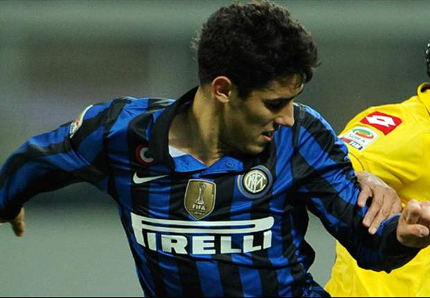 Inter starlet Faraoni lists Maicon and Thiago Motta as role models