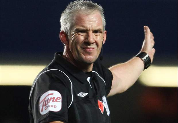 Foy 'not demoted' following Ferguson criticism, insists Referees' body