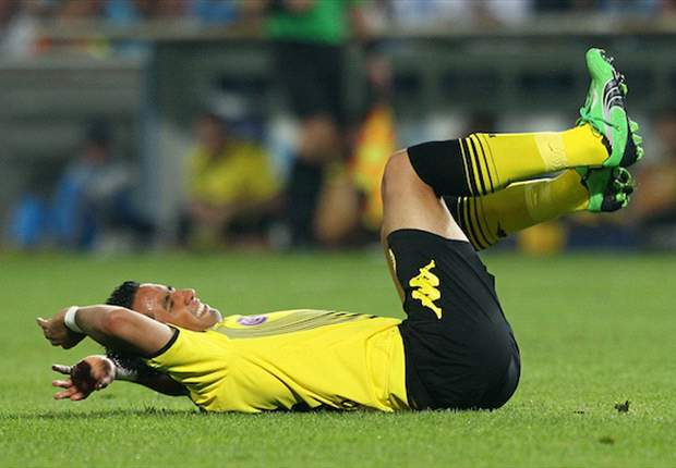 Lucas Barrios: I stayed at Borussia Dortmund because of the fans
