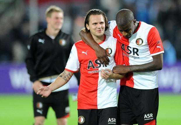 """Van Haaren: """"Blijf Feyenoord-hart hebben"""""""