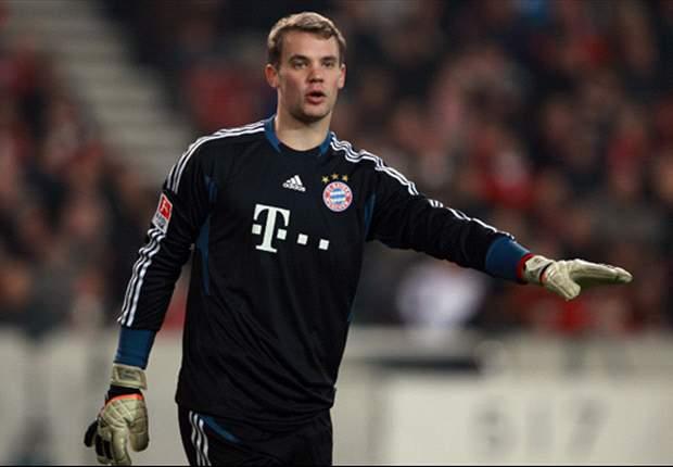 """Bayerns Manuel Neuer: """"Beide Spiele hätten unentschieden ausgehen müssen"""""""