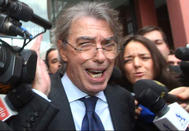 Moratti praises Hodgson: England are not weaker without Capello