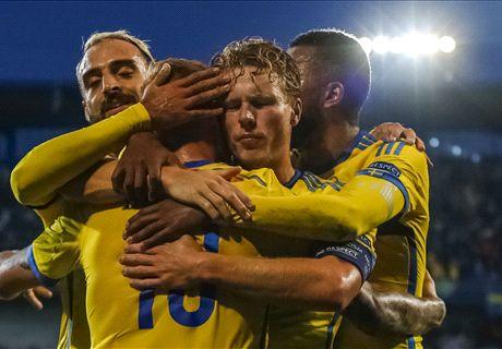 Sweden reach Euro U21s final