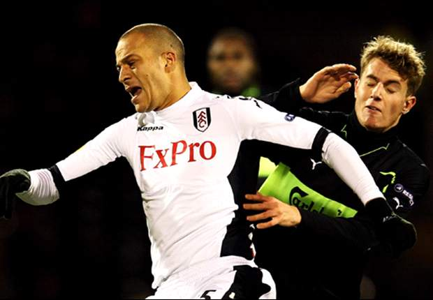 Bolton boss Owen Coyle denies interest in 'outstanding' Fulham striker Bobby Zamora