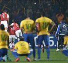 Brazil crash out of Copa America