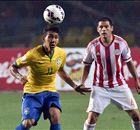 GALERÍA   Las mejores imágenes del Brasil-Paraguay