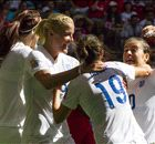 England stars wish Lionesses well