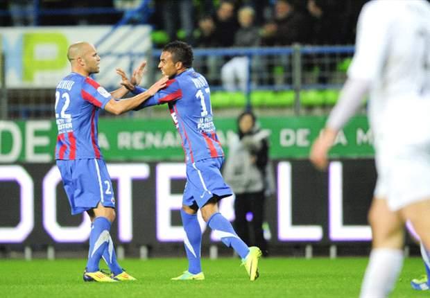 Ligue 2 - Les résultats de la 24e journée