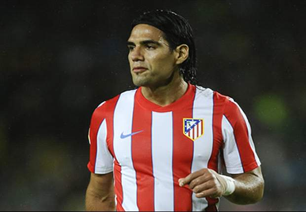 Atletico Madrid 3-0 Villarreal: Radamel Falcao brace and Diego clincher proves too much for hapless Yellow Submarine