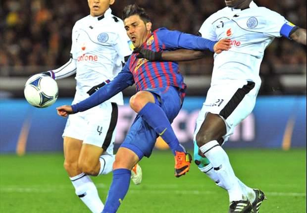 Del Bosque prepared to wait 'until the last moment' for Villa