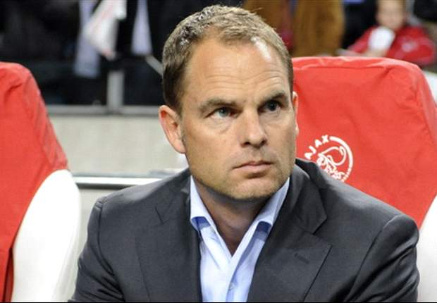 De Boer 'honoured' by Liverpool approach but prefers Ajax stay