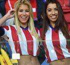 GALERÍA: Las mujeres de la Copa América