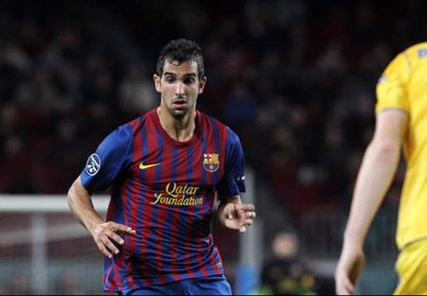 Barcelona's Montoya denies theft allegations