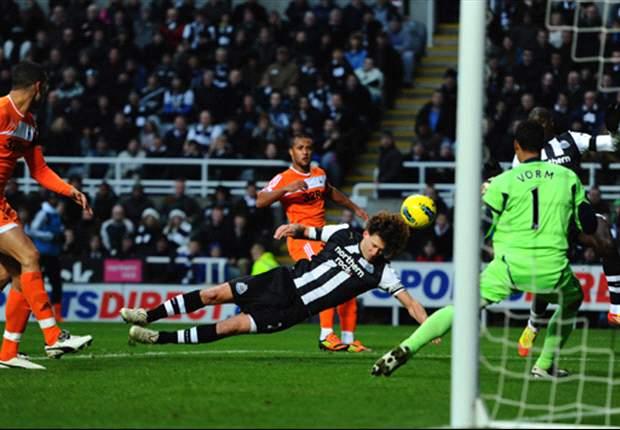 Newcastle 0-0 Swansea City: Alan Pardew's men go five games without a win following scoreless draw