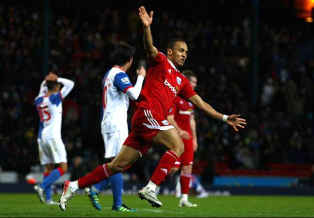 Peter Odemwingie credits Roy Hodgson for his resurgent form