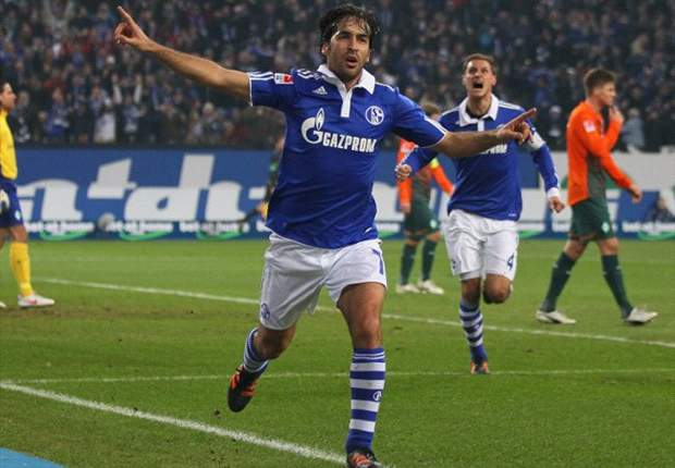 World Player of the Week: Raul - Schalke