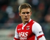 AZ striker Aron Johannsson