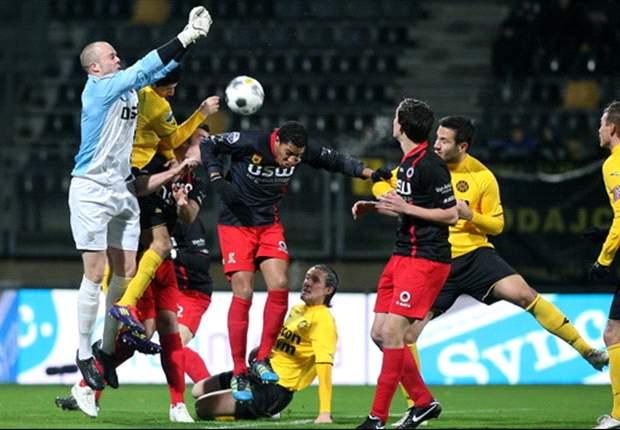 Round-Up Eredivisie Belanda: Roda Pesta Gol, Vitesse Permalukan Heracles