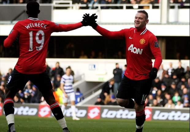 Rooney and Welbeck aiming for Europa League success with Manchester United