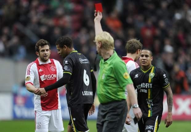 Ajax verslaat ADO zonder franje, mét de nul