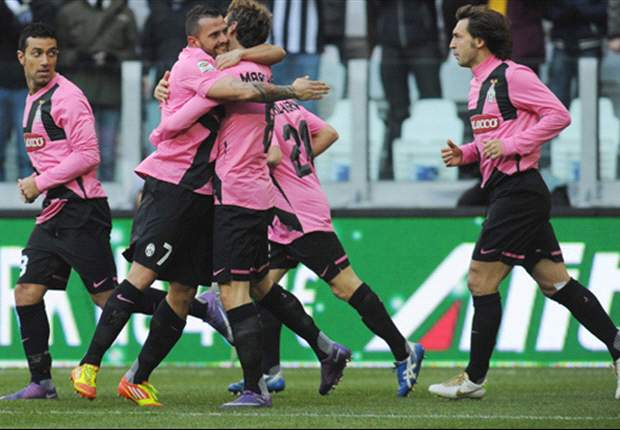 Juventus 2-0 Novara: Pepe and Quagliarella on target to send Turin giant back to Serie A summit
