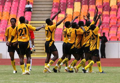 Wikki crash out of Confederation Cup