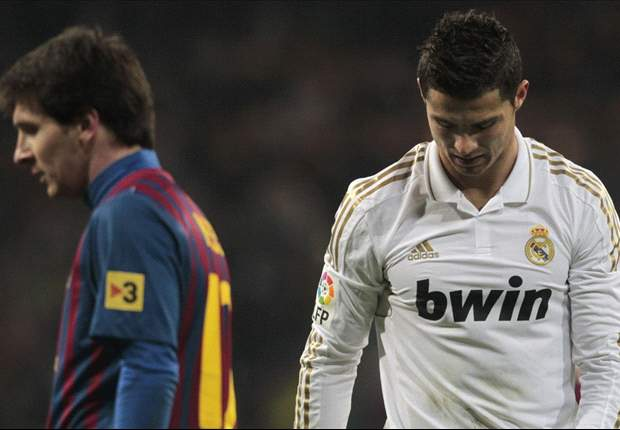 Lionel Messi v Cristiano Ronaldo Head-To-Head: Leo's five goals see him beat CR7 in an eventful month for the Argentine