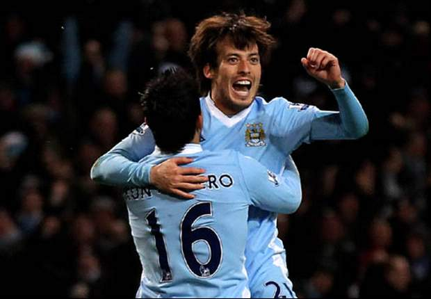 Manchester City 1-0 Arsenal: David Silva winner sees hosts return to top of Premier League after entertaining clash
