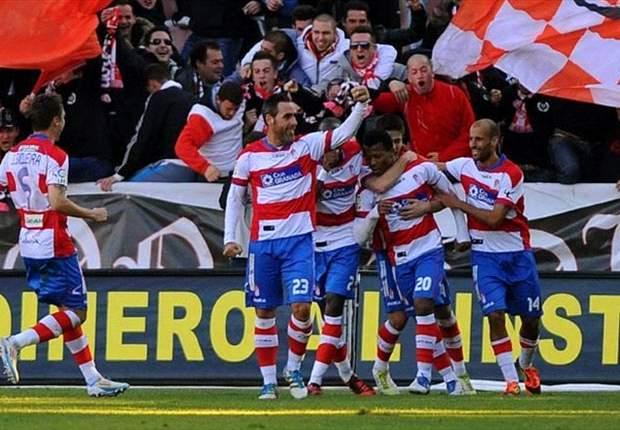 Granada 1-1 Sevilla: Reparto de puntos en Los Cármenes