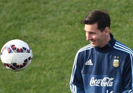 Casi nadie conoce a Messi