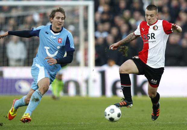 The 'Dutch Xavi' Jordy Clasie – from 'physically too weak' to Euro 2012 candidate within six months