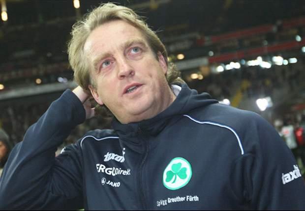 """Greuther Fürth: """"Hoffnung und Ärger"""" nah beieinander"""