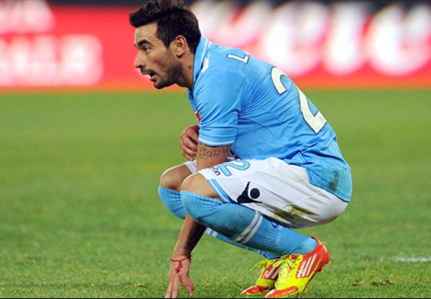 Agent of Napoli's Ezequiel Lavezzi dismisses Inter link