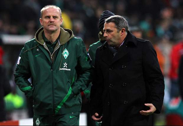 Horror-Statistik: Bremen ist das schlechteste Team im Jahr 2012