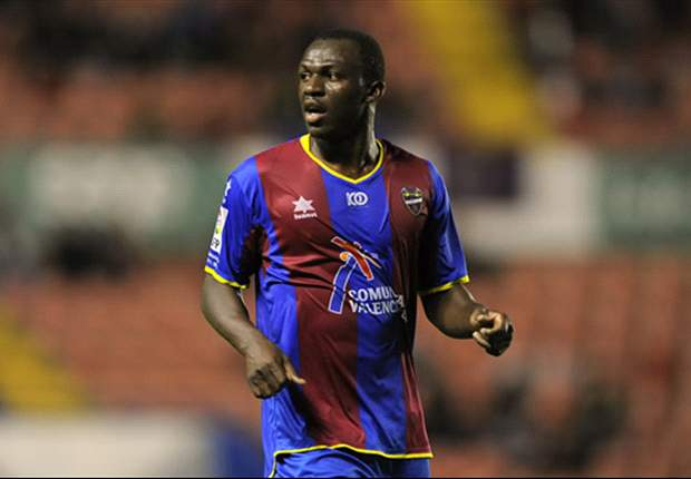 Levante exercise option to buy Arouna Kone