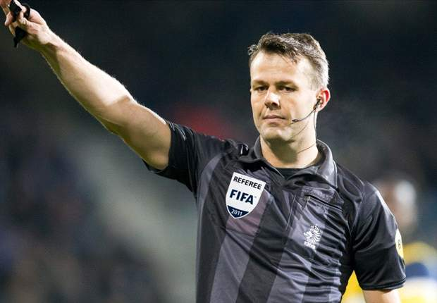 Kuipers to referee Borussia Dortmund-Real Madrid