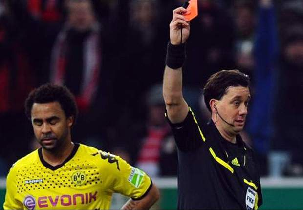 Fortuna Dusseldorf 0-0 Borussia Dortmund (AET, 4-5 pens): Bundesliga champions need penalties to overcome second division opponents