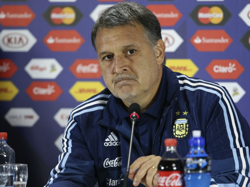 VIDEO: Martino: Messi doesn't need goals to be happy