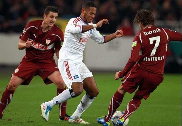 Ulreich und Cacau sorgen für den Stuttgarter Einzug in das DFB-Pokal-Viertelfinale