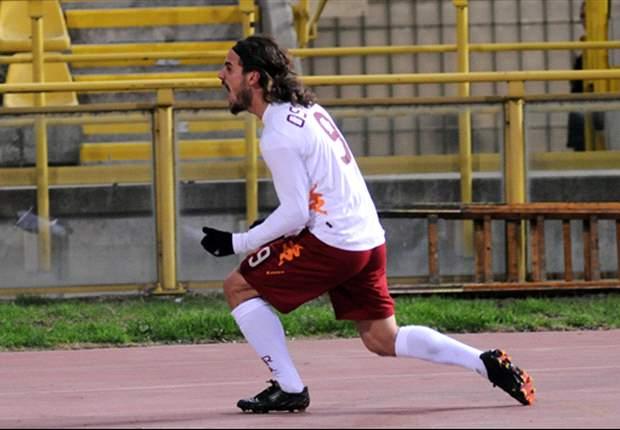 """Osvaldo ha un sogno: """"Voglio giocare gli Europei con Totti"""". E intanto la Roma se lo 'coccola', sentite Sabatini: """"Siamo orgogliosi di lui, diventerà un campione"""""""