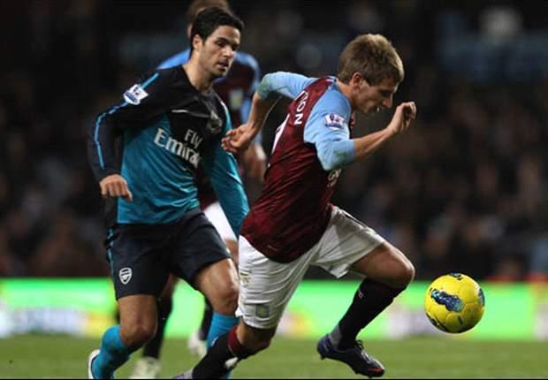 Mallorca huurt Hutton van Aston Villa