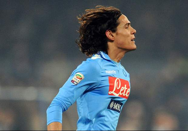 Napoli 6-1 Genoa: Cavani nets brace as home side finds it all too easy against Malesani's men
