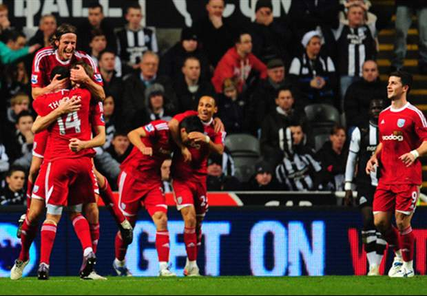 Newcastle 2-3 West Brom: Demba Ba brace not enough as late Scharner winner means hosts' season takes another bad turn